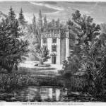 Ryciny opublikowane na łamach Tygodnika Ilustrowanego, przedstawiające Wieżę Firlejowską
